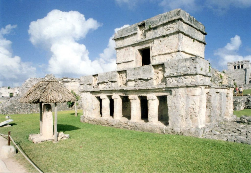 The Maya Site Tulum