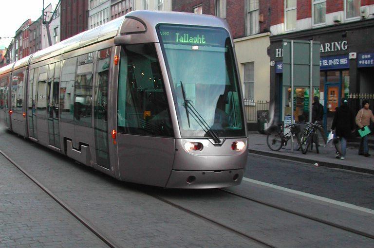 Dublin Tram - The LUAS