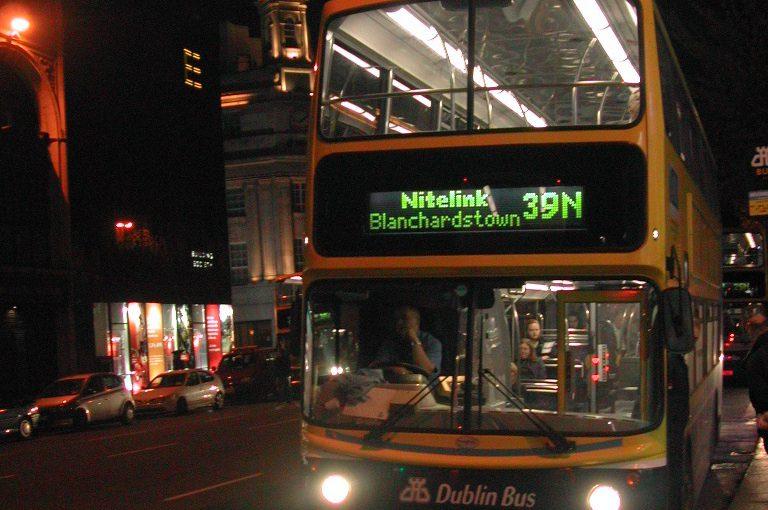 Dublin Night Link