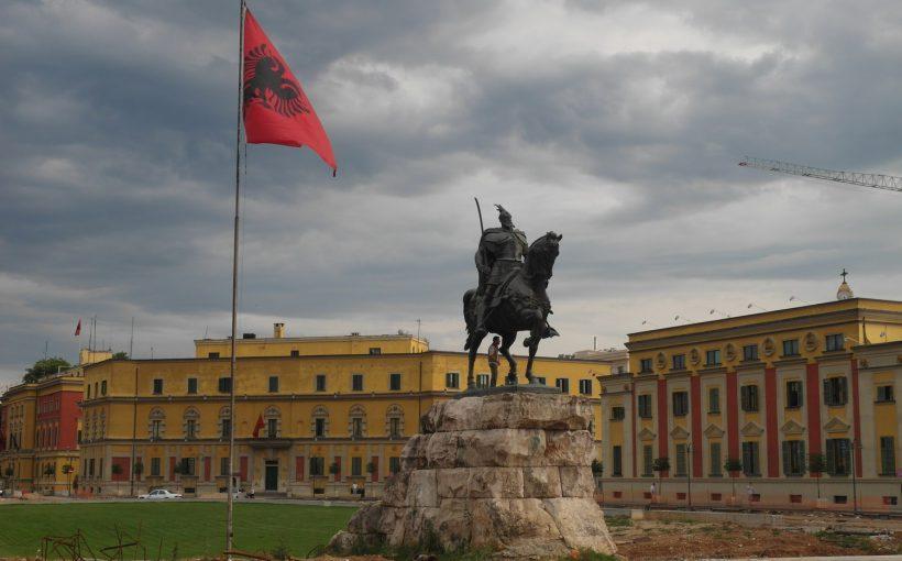 Tirana - Main Square